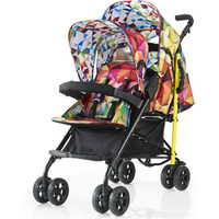 Cosatto Shuffle Tandem Pushchair - Spectroluxe