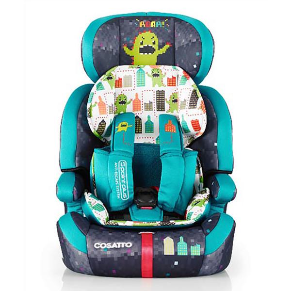 Cosatto Zoomi 123 Car Seat - Monster Arcade