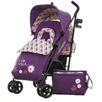 O Baby Zeal Stroller - Little Cutie