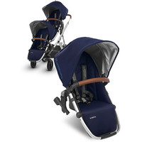 UPPAbaby Vista Rumble Seat - Taylor- Saddle Leather Handle
