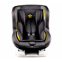 Cozy N Safe Group 0+/1 Car Seat - Black/Yellow