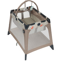 Graco Nimble Nook Travel Cot - Woodland