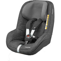 Maxi Cosi 2Way Pearl i-Size Car Seat - Triangle Black