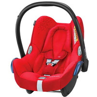 Maxi Cosi Cabriofix Infant Car Seat - Vivid Red