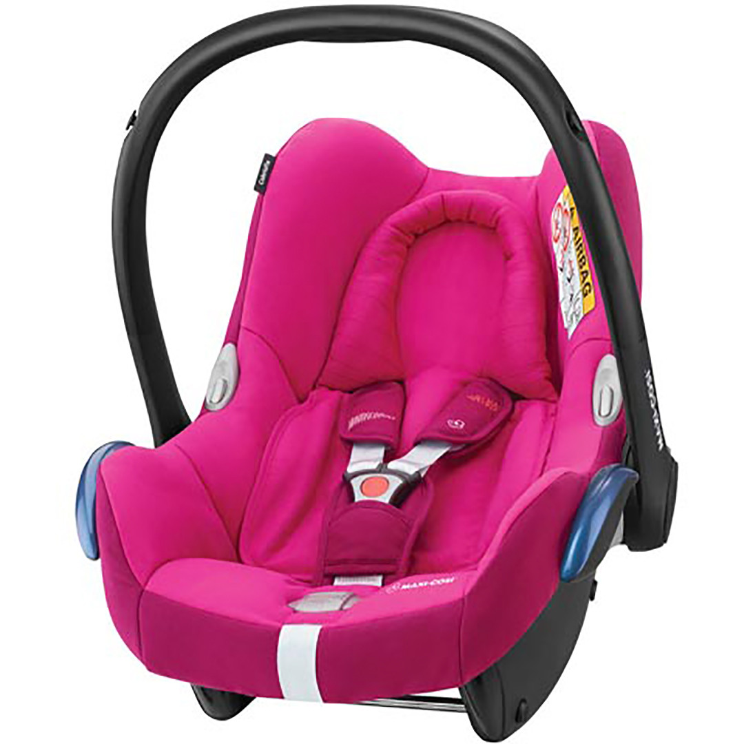 maxi cosi cabriofix infant car seat 2018 frequency pink eurobaby. Black Bedroom Furniture Sets. Home Design Ideas