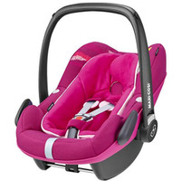 Maxi Cosi Pebble Plus i-Size Car Seat - Frequency Pink