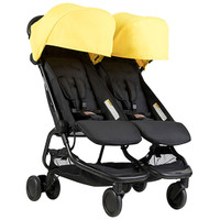 Mountain Buggy Nano Duo- Cyber Yellow