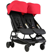 Mountain Buggy Nano Duo- Ruby