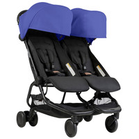 Mountain Buggy Nano Duo-Nautical