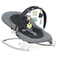 Chicco Hoopla Bouncer- Dark Grey