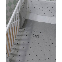 The Essential One- Spot Jersey Cot Quilt