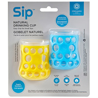 CogniKids- Natural Drinking Cup- Sunshine/Sky