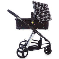 Cosatto Giggle 2 Travel System Inc. Car Seat and Isofix Base- Pick a colour