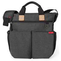 Skip*Hop Duo Signature Changing Bag -  Soft Slate