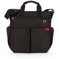 Skip*Hop Duo Signature Changing Bag -  Black