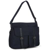 Baby Elegance Duffle Bag- Navy