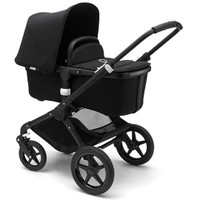 Bugaboo Fox Complete- Black with Black Chassis