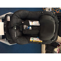 Maxi Cosi AxissFix Air Car Seat- Nomad Black **Floor Model Only**