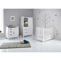 Stamford 3 Piece Furniture Set- White