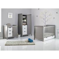 Stamford 3 Piece Furniture Set- Taupe Grey