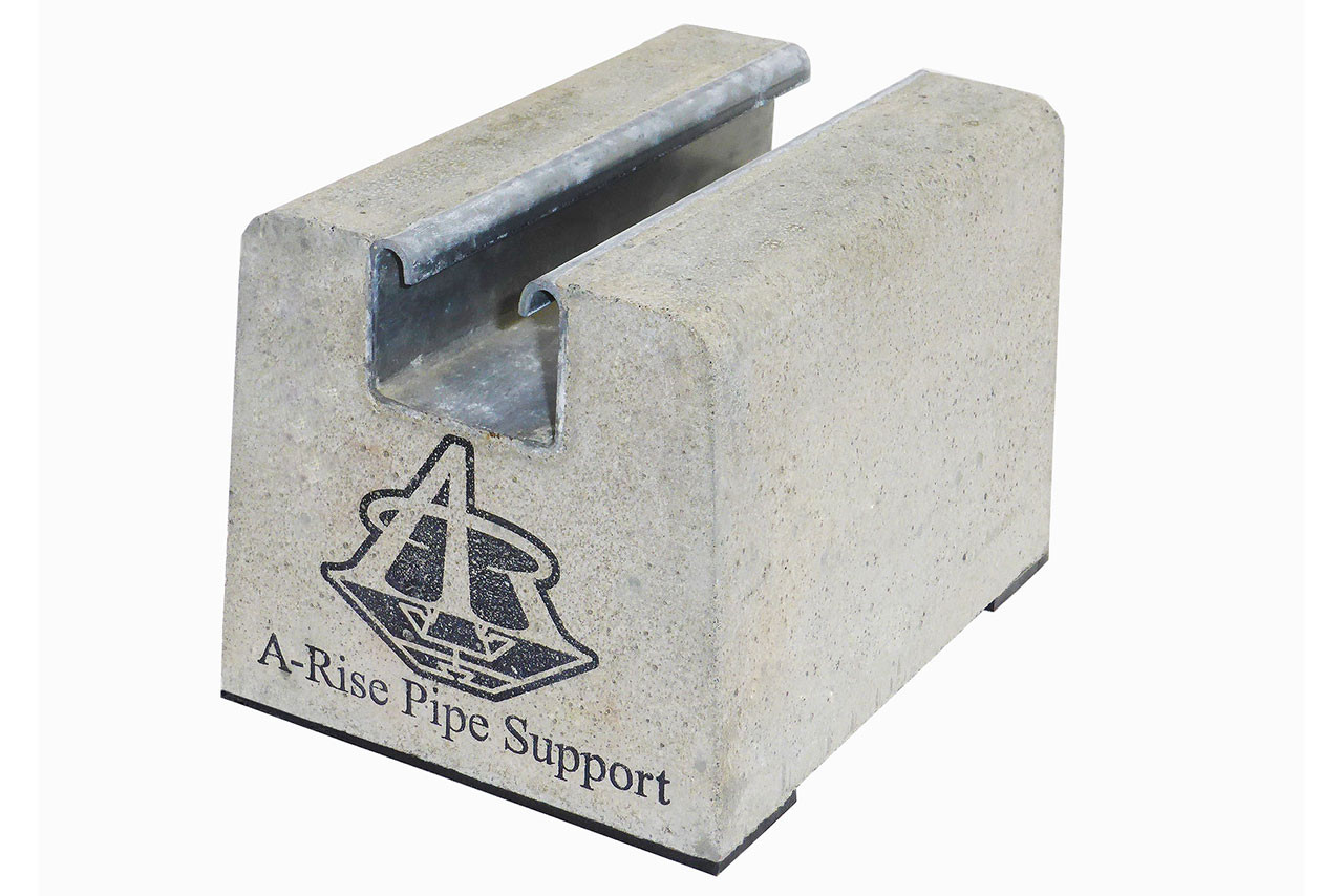 6 inch mortar block