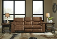 Boxberg Bark Reclining Power Sofa