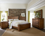 Maverick King Bedroom Group