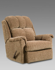 Tahoe Rocker Recliner Brown