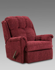 Tahoe Rocker Recliner Wine