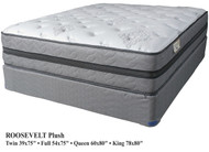 King Roosevelt Plush Mattress