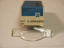1969, 1970 Cadillac Eldorado GLASS Back up Lens