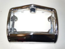 1965 Cadillac Front Bumper License Plate Guard