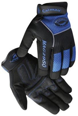 Caiman® Rhino-tex Synthetic Leather Mechanics Gloves  ##2950 ##