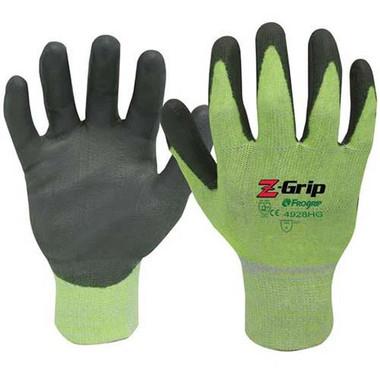 Z-GRIP Cut Resistant Polyurethane Coated Gloves  ##4928HG ##