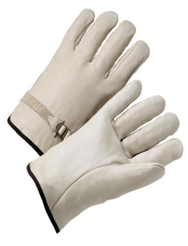 Select Grain Cowhide Work Gloves  ##6134 ##