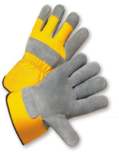 Select Cowhide Palm Work Gloves - 524  ##524 ##