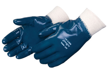 Fully Coated Light-weight Nitrile Gloves  ##9400 ##