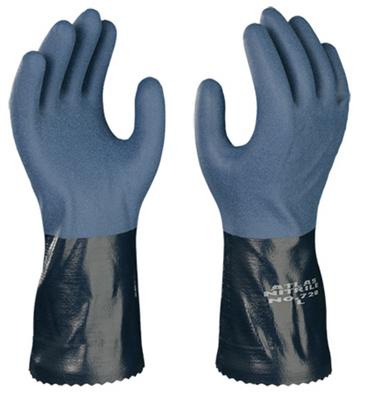 "12"" ATLAS® Fully Coated Nitrile Pro Gloves  ##720 ##"