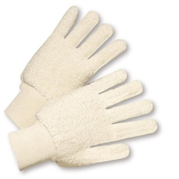 Terry Cloth Loop-out Work Gloves  ##TC100 ##
