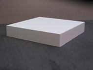 "Combines a 3/8"" Ultralight LDF top surface with a 1-1/8"" rectangular basswood  base for an overall thickness of 1-1/2"""