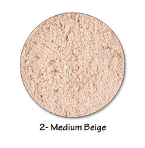 Translucent Loose Powder - Medium Beige - Summer/Winter
