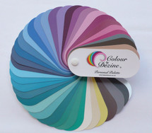 Colour by Dezine® Personal Colour Palette - Summer