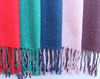 High quality Pashmina collection - Choose your colour  - Scarf/Shawl 30% Silk70% Pashmina