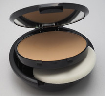 Dual Powder Wet and Dry Foundation C4 Warm Yellow