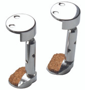Violin Hill Clamp Nickle Plated #VN18