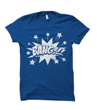 BANG!!! Comic Book Burst Youth T-Shirt
