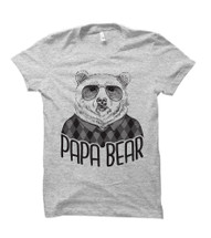 Papa Bear Adult T-Shirt