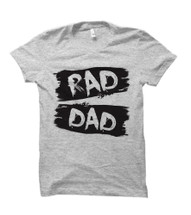 Rad Dad Adult T-Shirt