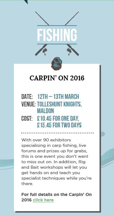 Carpin' on 2016