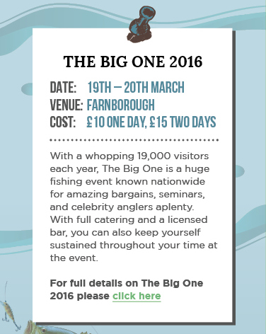 The Big One 2016